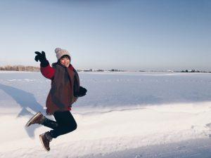 人物訪談-陽光女孩賴拉奇的芬蘭志工經驗談