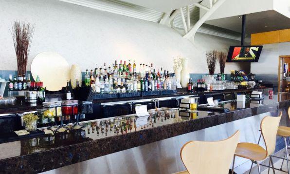 Review: Admirals Club Los Angeles Terminal 4 Hauptbereich 3