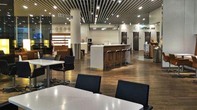 Lufthansa Senator Lounge Frankfurt A Plus Überblick 2