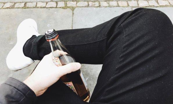 Basics Levis 512 Die perfekte Jeans schwarze Jeans Nightshine Mate