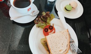 Thai Royal Orchid Lounge Phuket (Temporary) Thai Business Lounge Sandwich