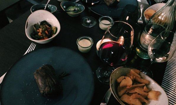 Review Le Meridien Frankfurt Restaurant Legacy Hauptspeise Steak