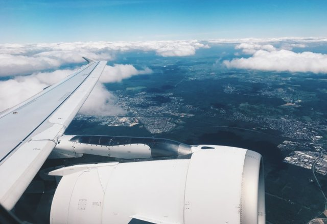 Sunday Hangover Woche 20 Flug TAP Portugal