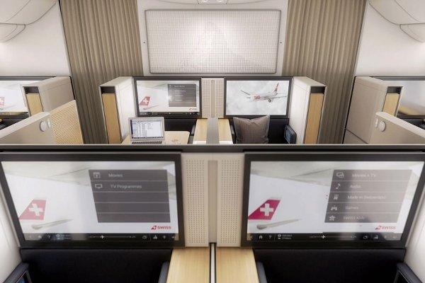 Swiss First Class Dubai 1.850,- EUR (Return)
