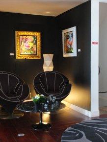 Farol Hotel Cascais Portugal Aufenthaltsraum