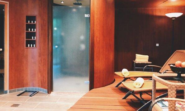 Review - Romantik Hotel Wartburg Sauna