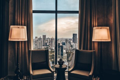 Hotel Review St. Regis Review St. Regis Bangkok Suite