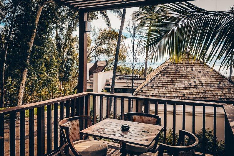 Review The Ritz-Carlton Koh Samui Pool Villa Terrasse
