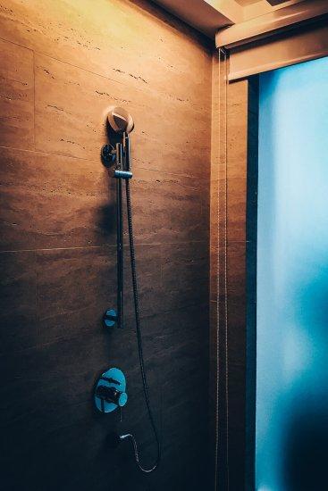 Review The Ritz-Carlton Koh Samui Dusche Pool Villa