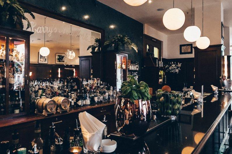 Harry´s New York Bar Lindner Hotel Main Plaza Frankfurt
