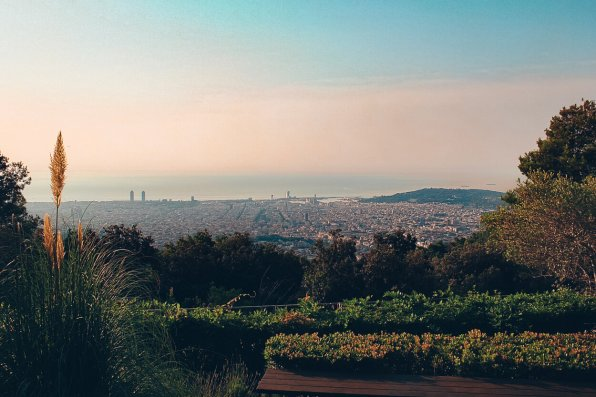Review Gran Hotel La Florida Barcelona A Leading Hotel Of The World Tibidabo Aussicht