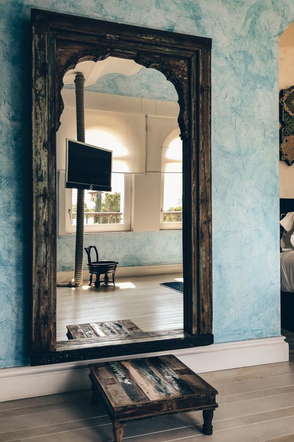 Review Gran Hotel La Florida Barcelona A Leading Hotel Of The World Mediterranean Suite