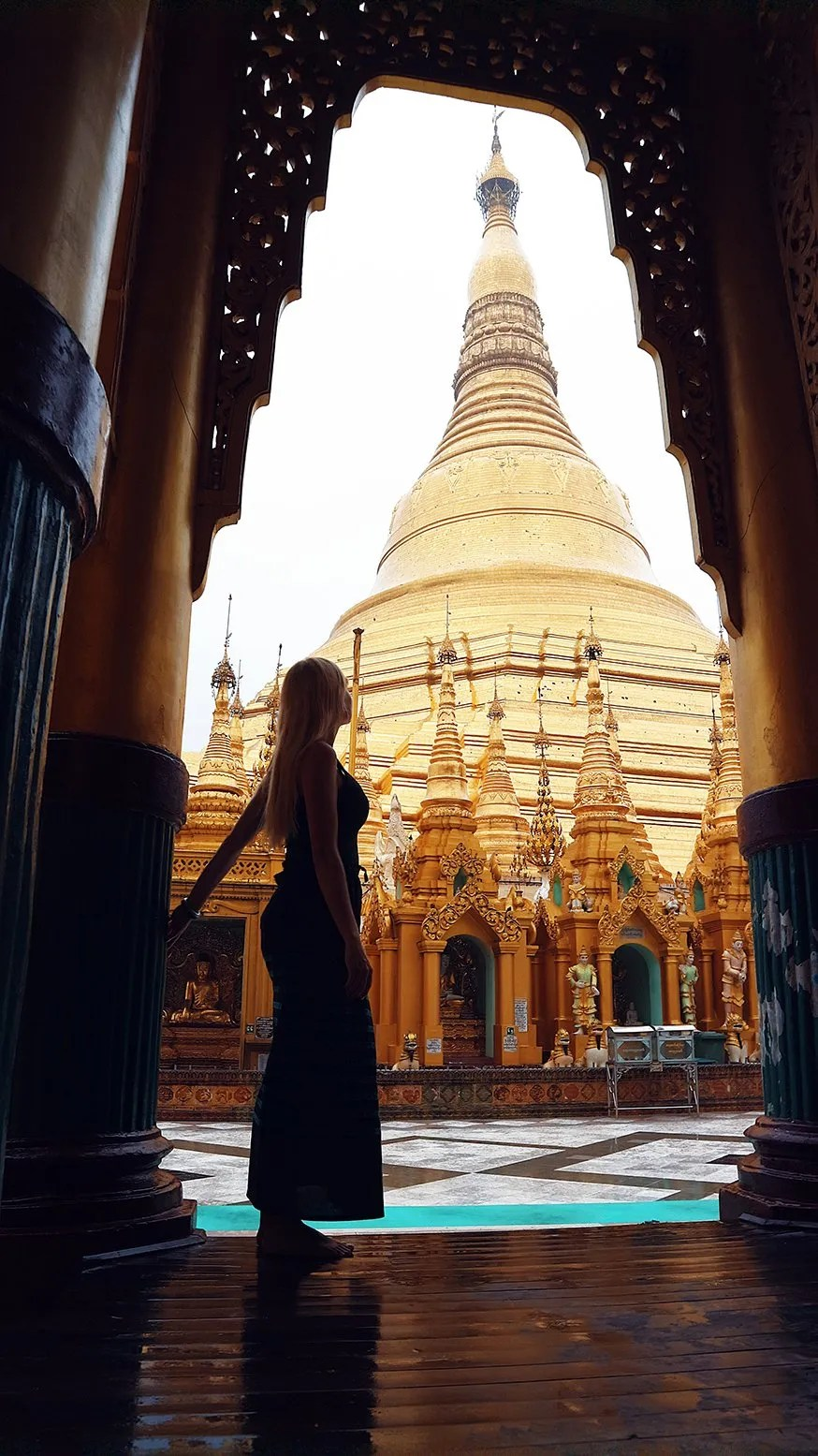 My personal top 5 of must do's in Myanmar