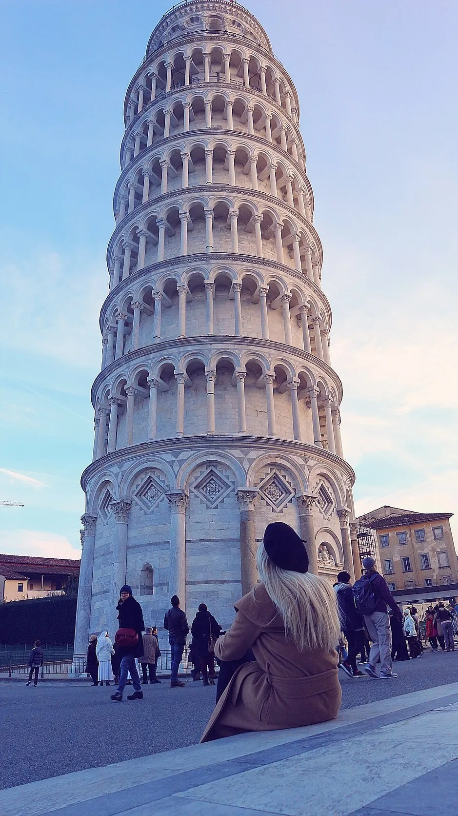 4 tips to travel the world with a full time job, Pisa