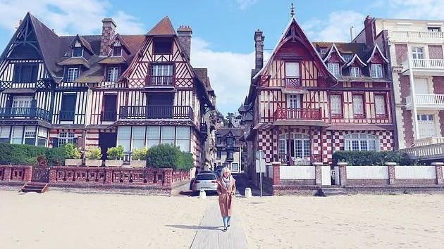 4 tips om meer te reizen met een job, Normandië