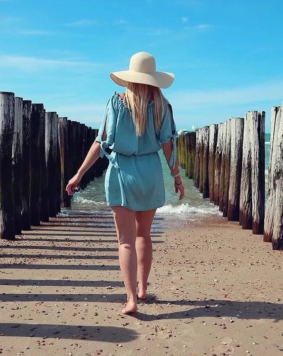 4 tips om meer te reizen met een job, Domburg