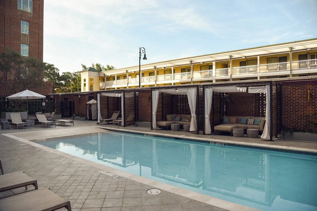 Staying at hotel 'the Alida *****' | Savannah | Georgia | USA