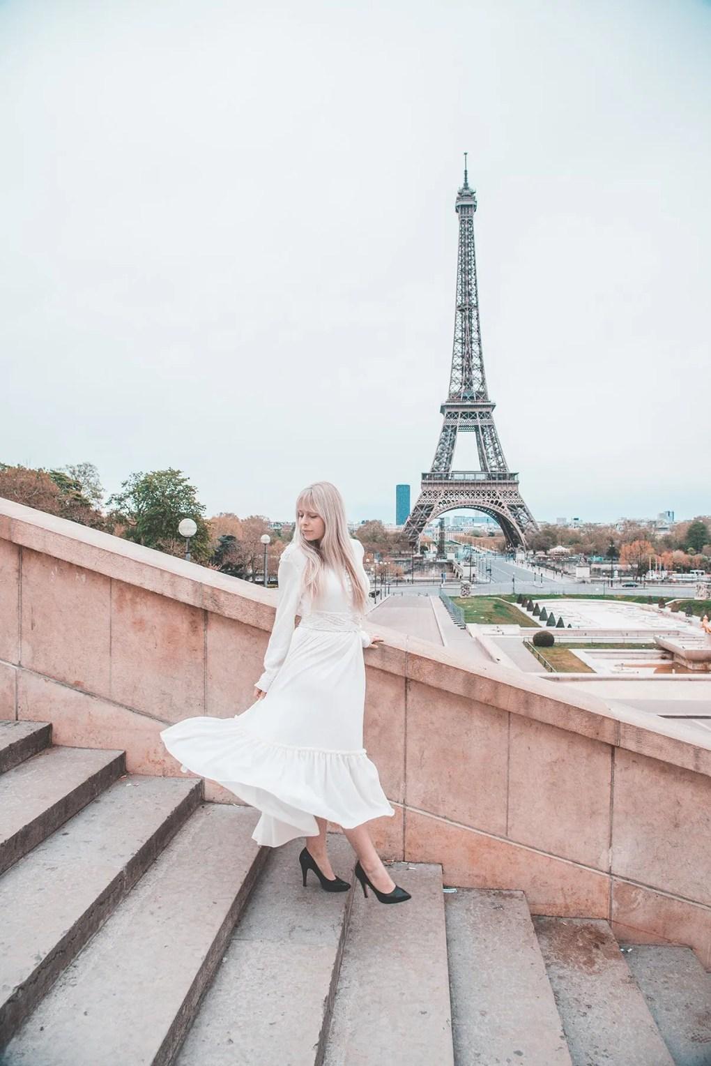De 6 beste foto locaties voor de Eiffeltoren   Parijs   Frankrijk