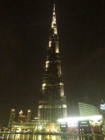 Glittering Tallest Building of the world