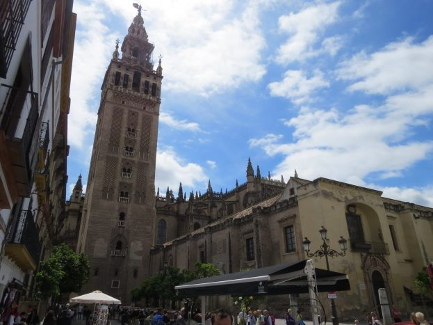 Giralda at Seville Cathedral