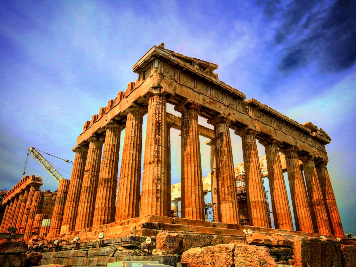 Where To Get Lost In HISTORICAL ATHENS
