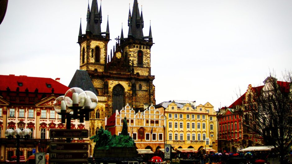What to do in Historical Prague