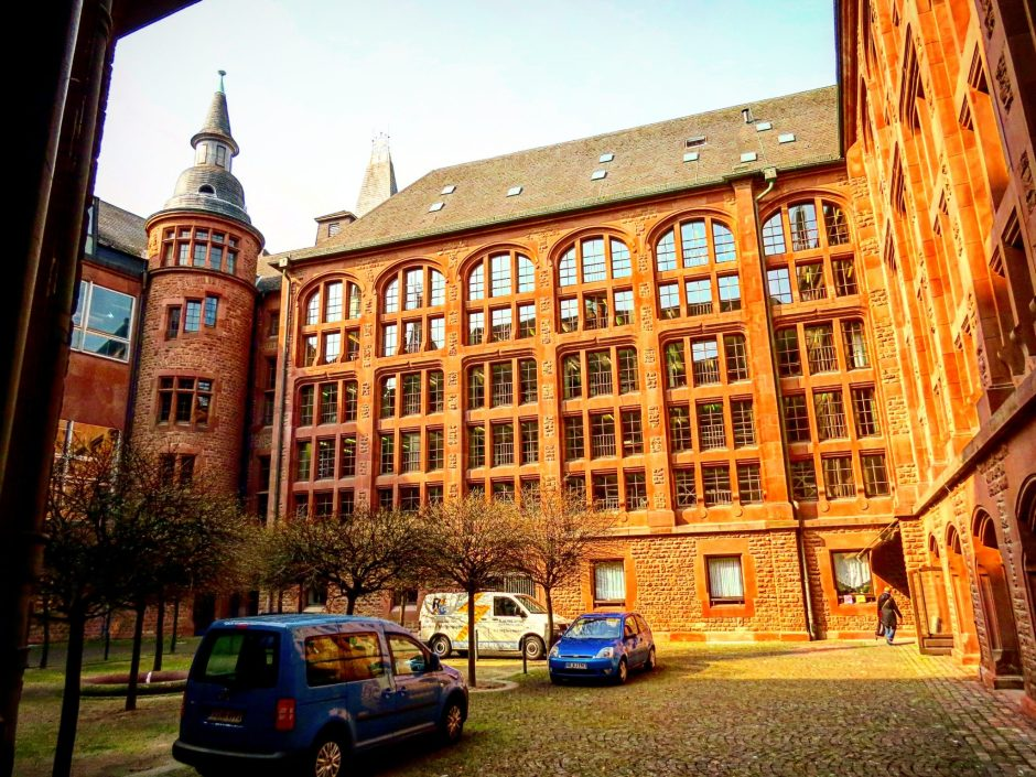 One Day tour to Romantic Heidelberg from Frankfurt