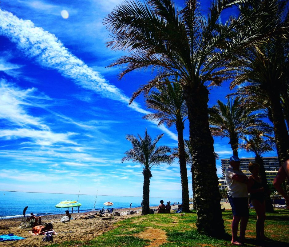 Perfect Beach Destination Malaga
