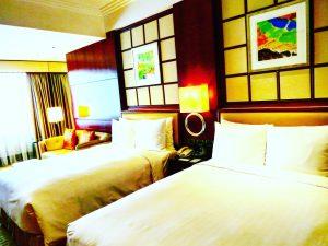Shanghai Marriott Hotel City Center