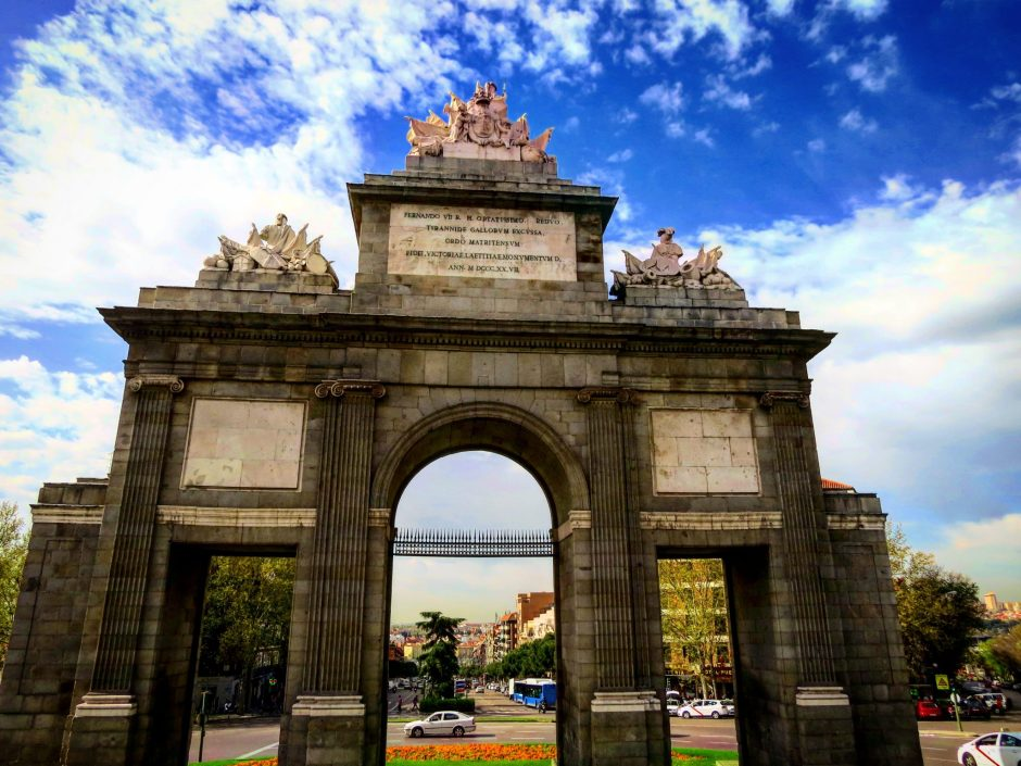 Majestic Madrid Attractions