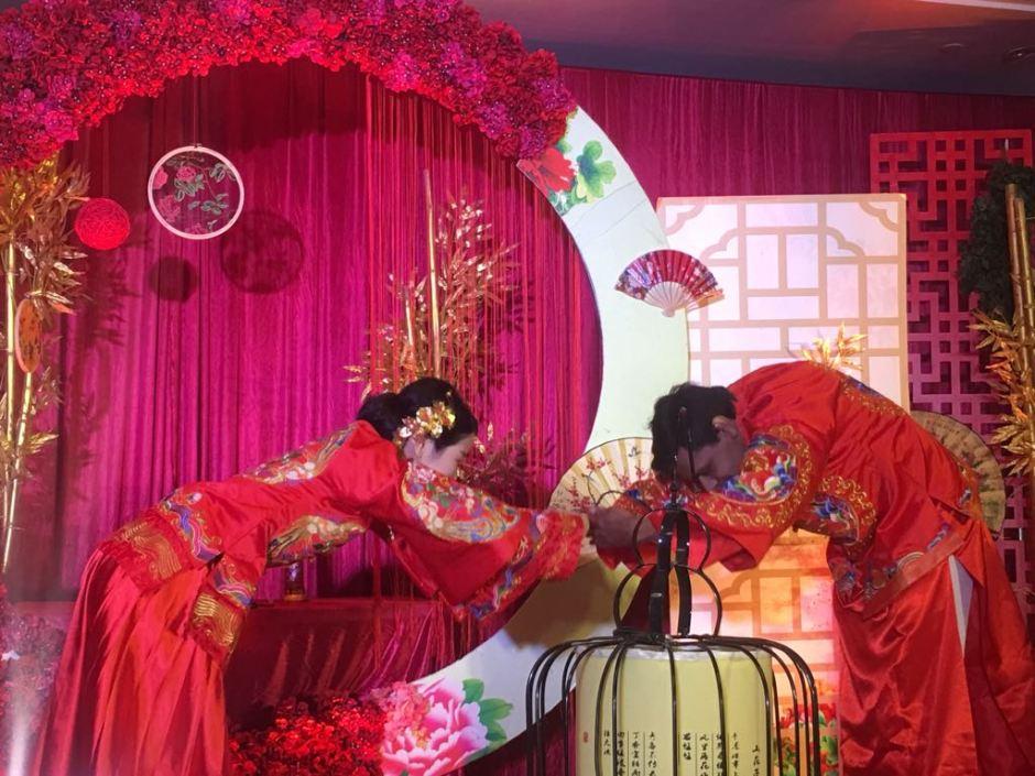 A Beautiful Amalgamation of Cultures - Indian chinese Wedding