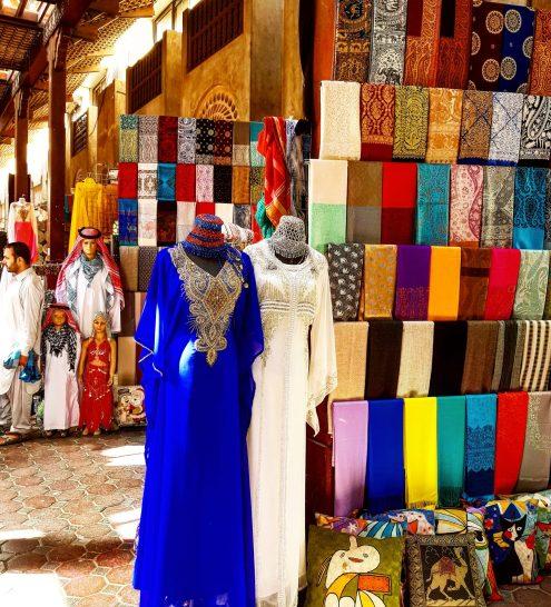 Explore Al Fahidi Souk
