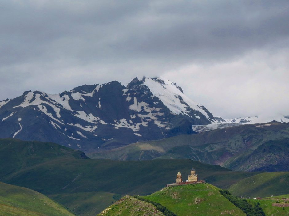 Ethereal Kazbegi - Must See Place in Georgia
