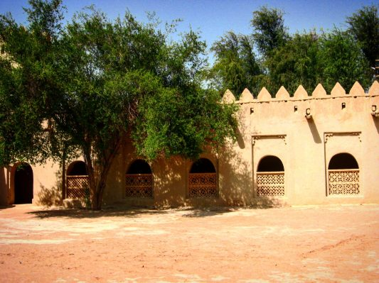 Explore Al-ain Attractions