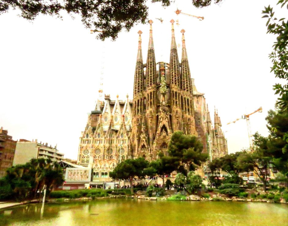 Top Sightseeing Places in Barcelona