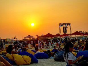 JBR Beach Activities