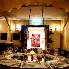 Review of Restaurant Gharana - Fine Dining with Live Music Music in Dubai