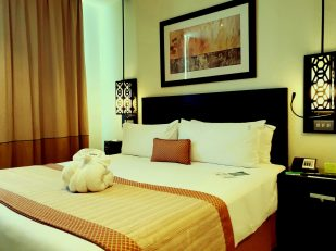 Perfect Comfort Stay at Holiday Inn Al Barsha Dubai