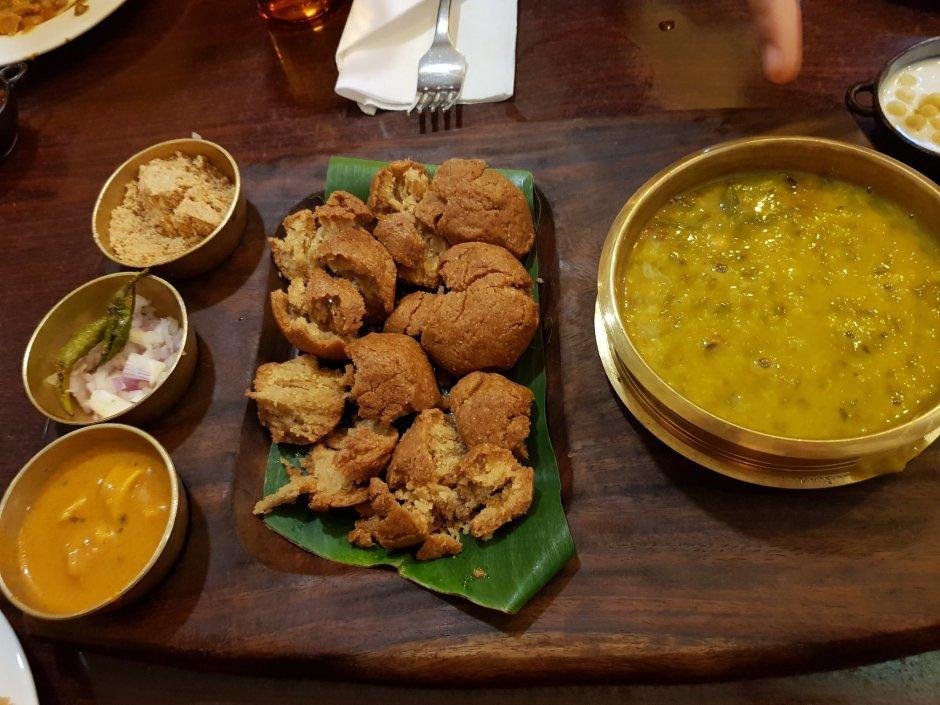 Rajdhani street JLT, Dubai- Indian street food fusion in Dubai