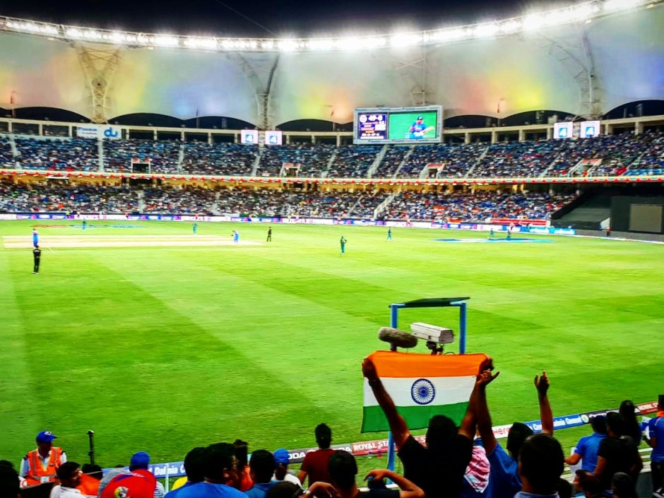 Visit Dubai International Cricket Stadium - IndiaPak ODI Match
