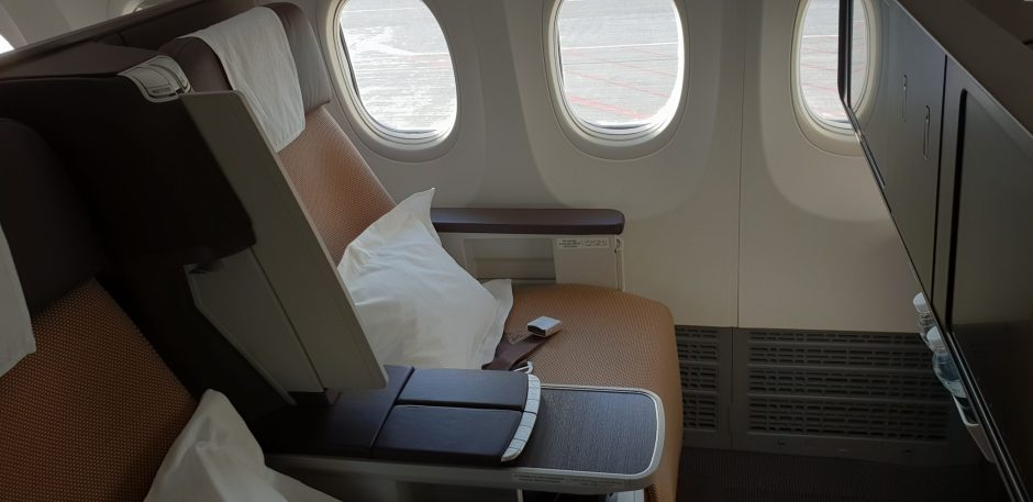 Review Of Oman Air Business Class Fly With Style Travel With Me 24 X 7