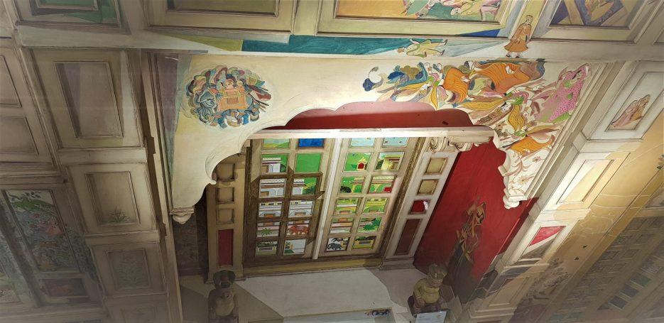 JayaHe GVK New Museum Art Tour at MumbaiChhatrapati ShivajiInternational Airport
