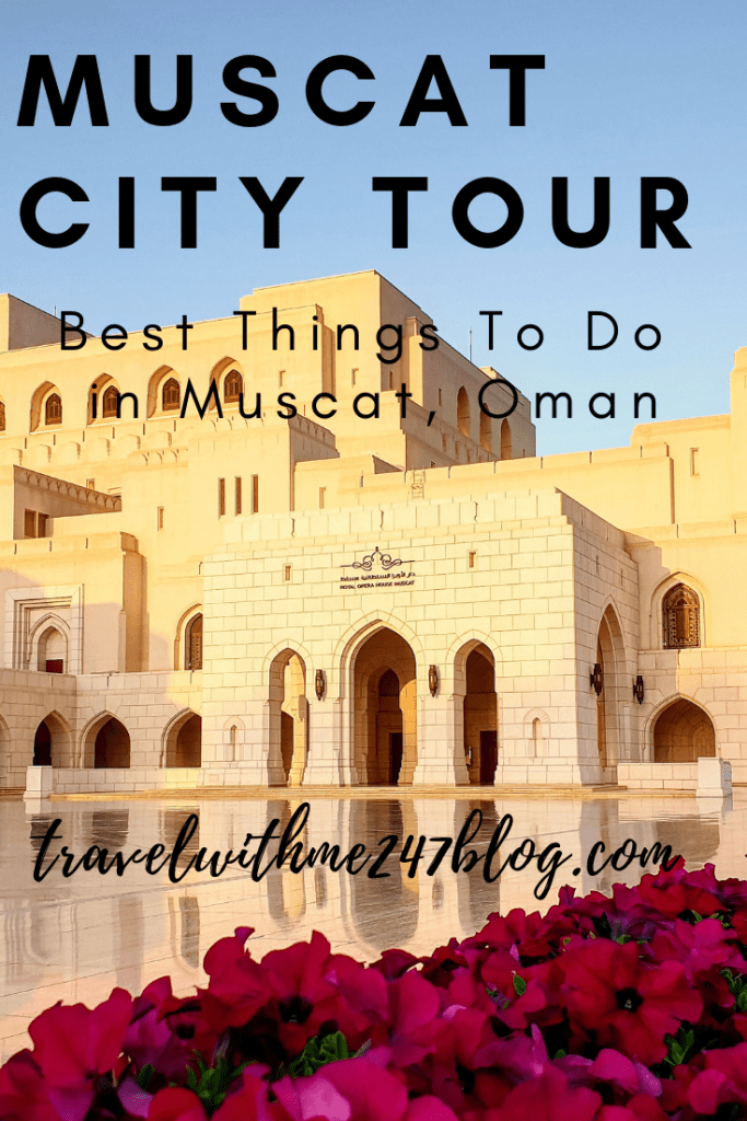 Best Things to do in Muscat City Tour