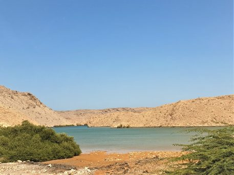 Day Trips From Muscat | Things to do Near Muscat | Muscat to Bimmah Sinkhole Tour