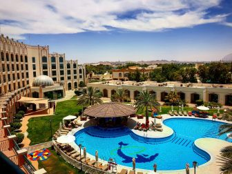 Reviews of Al Ain Rotana – One of the Best staycation in UAE