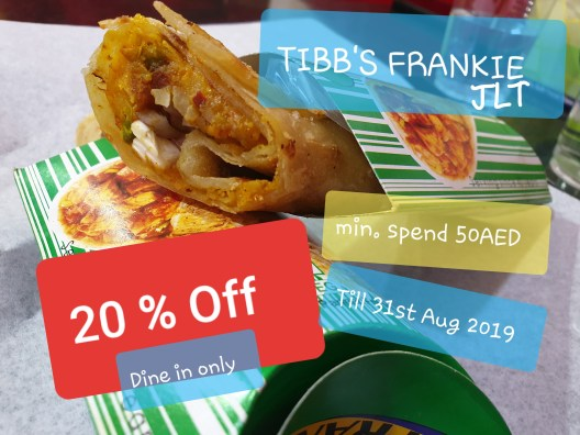Tibbs Frankie offers on Travel with me 24 x 7