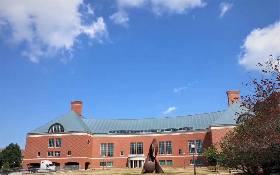 Library of University of Illinois - Urbana Champaign