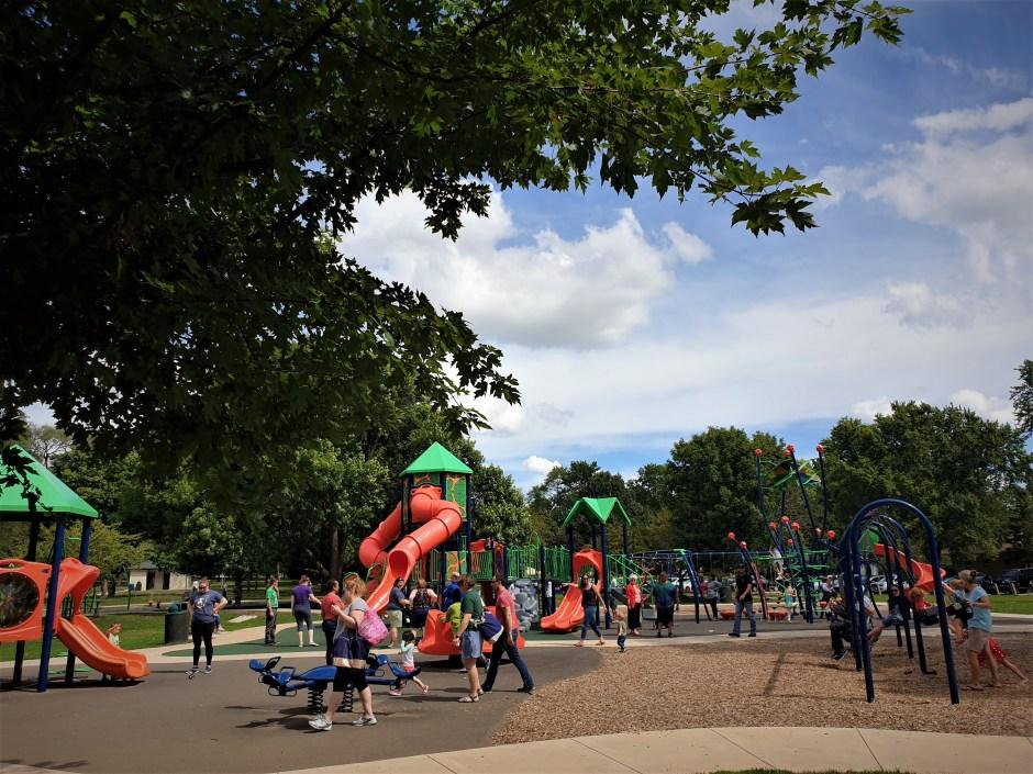 playground Hessel park