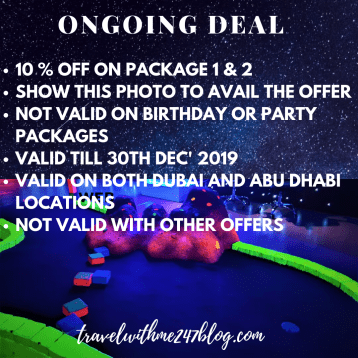 Ongoing Deals or Offers on Tee & Mini Putt Mini Golf