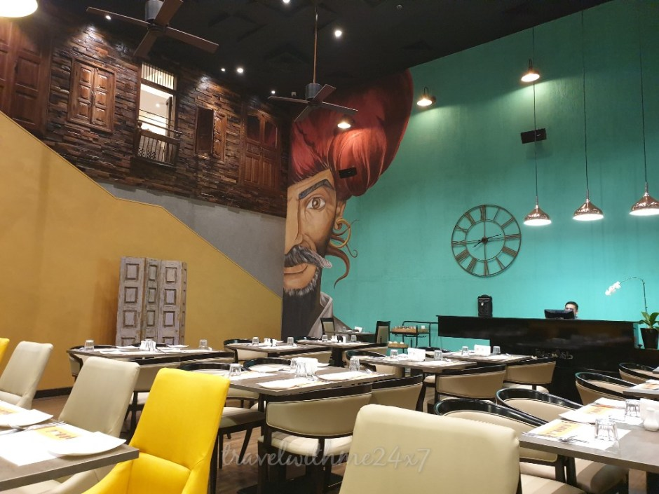 Review of Nawab Authentic Indian Restaurant, Dubai